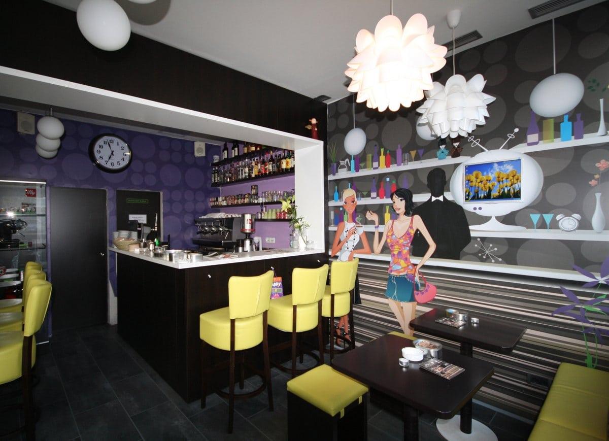 Caffe bar Egoist Jarun