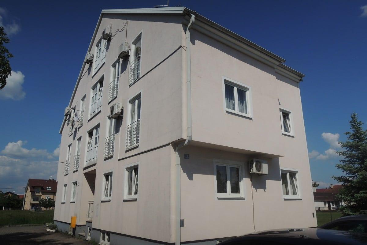 Stambena zgrada VG, Ledererova